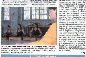 Journal Le Parisien - 14 juillet 2006