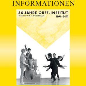 Orff Schulwerk Heute 85 sommer 2011